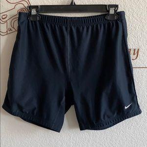 Nike Dri-Fit Shorts Navy Size Large